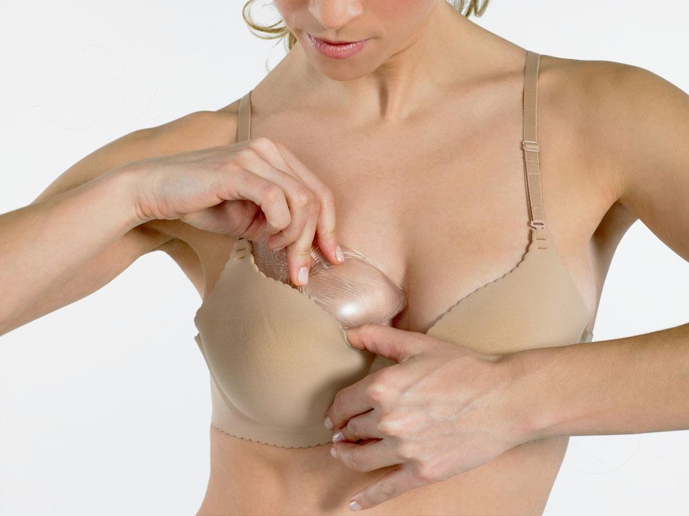 Как сделать грудь больше в домашних условиях