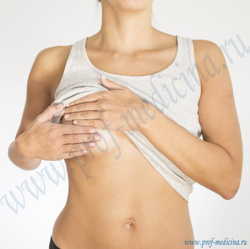 Эндопротезирование молочных желез