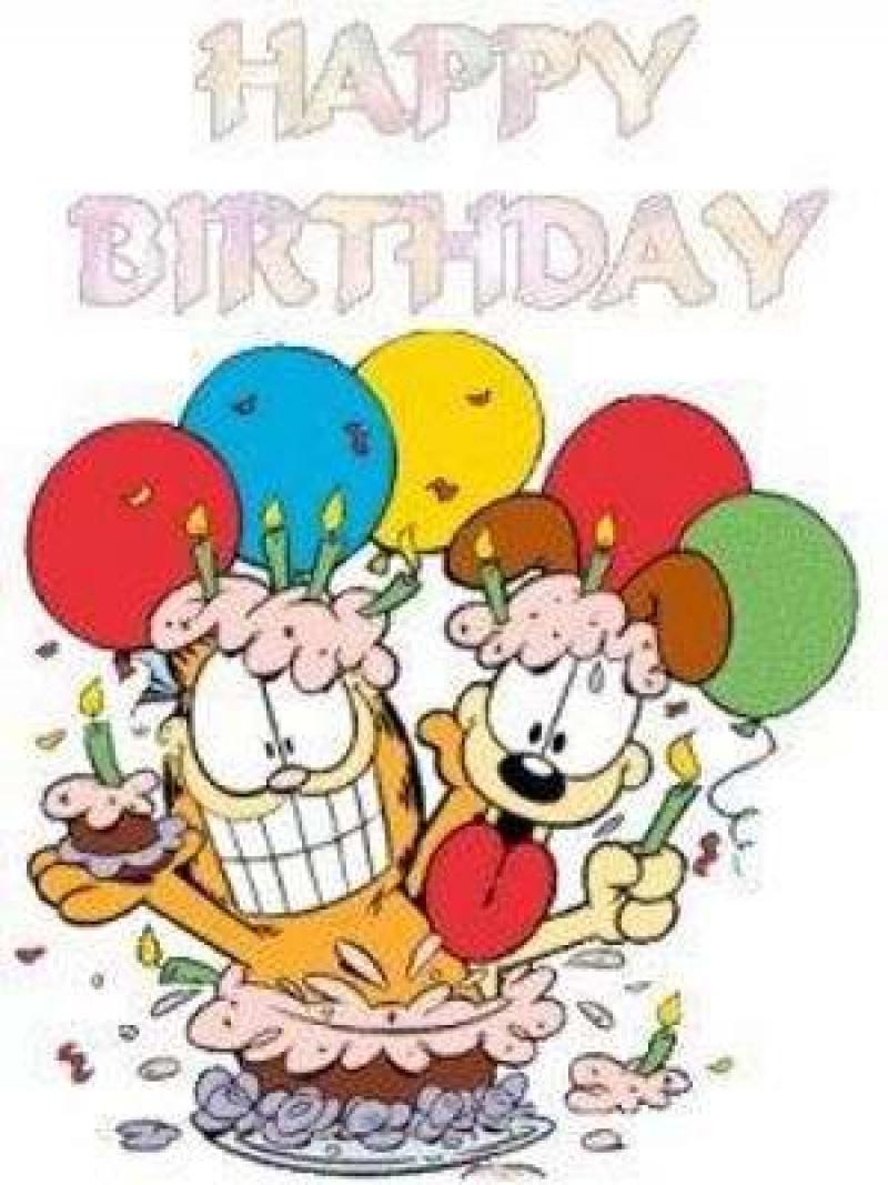 Поздравление с днем рождения от двоих в прозе
