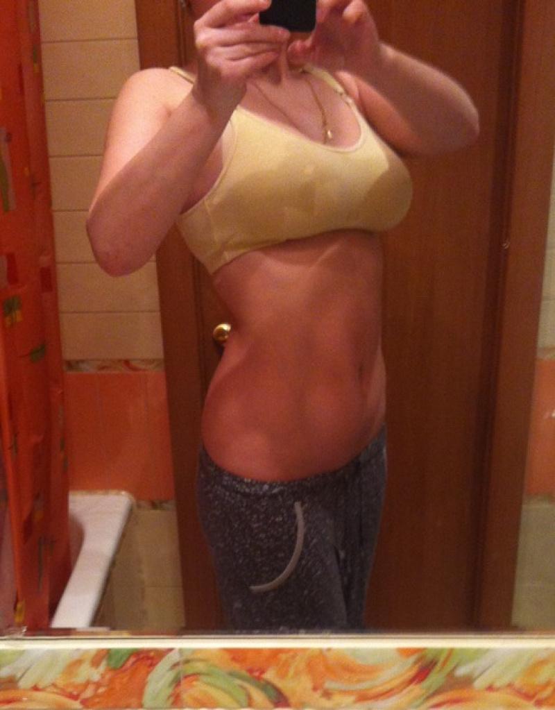 Грудь похудела после кормления