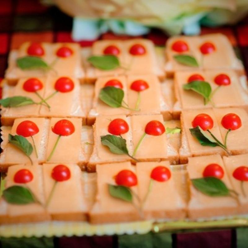 Рецепты приготовление на детский праздник заказать анаматоров ребенку Цветочная улица (деревня Городище)